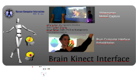 Brain Kinect Interface