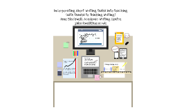 Writing Thinking Tasks from Thinking Writing