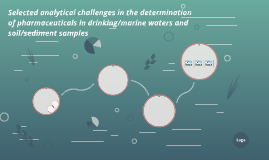 Selected analytical challenges in the determination of pharm