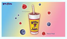 Booster Juice: An International Business Project