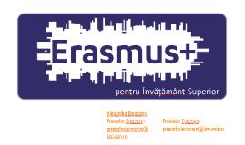 IS Prezentare Promotori Erasmus+ 2017