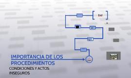Copy of IMPORTANCIA DE LOS PROCEDIMIENTOS