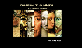Evolución de la imagen