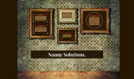 Nanny Solutions.