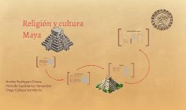 Religión y cultura Maya