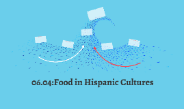 06.04:Food in Hispanic Cultures