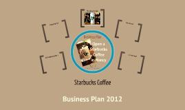 Business plan of starbucks