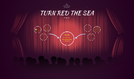 TURN RED THE SEA
