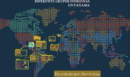 grupo etnicos panama