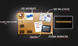Prezumé Template - Desktop Version de Rocio Medina de Carlos Augusto Avilés Guzman