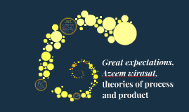 Great expectations, Azeem wirasat, theories of process and p