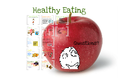 Copy of Healthy Eating