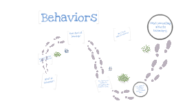 Copy of Behavior, the developmental concepts and influences.
