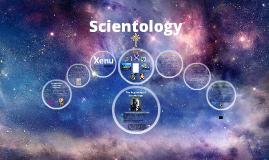 Sociology of Religion - Scientology Presentation