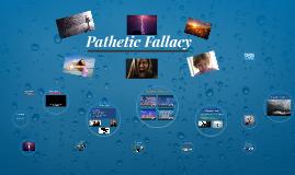 Pathetic Fallacy