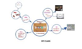 Copy of MY CLASS