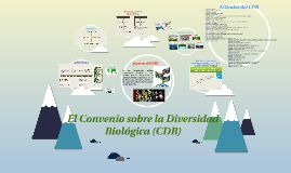 Copy of El Convenio sobre la Diversidad Biológica (CDB)