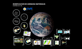ZONIFICACOON DE AMENAZAS NATURALES-CONVENIO 016-2010