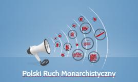 Polska Partia Monarchistyczna