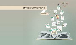 literatuurgeschiedenis middeleeuwen
