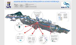 Desafio Gestão: Bacia Hidrográfica do rio Poxim-Açu