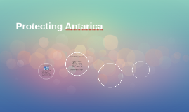 Protecting Antarica