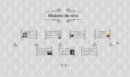 Histoire du rêve