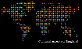 Cultural aspects of England