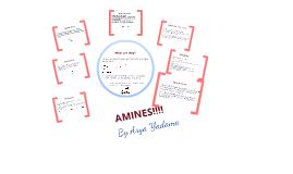 Copy of Amines