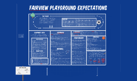Fairview Playground Expectations