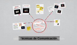Técnicas de Comunicación.