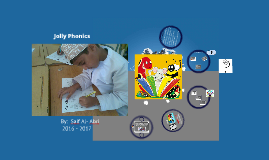Jolly Phonics Workshop