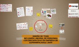 INCLUSIÓN LABORAL DE PERSONAS CON DISCAPACIDAD EN EMPRESA LI
