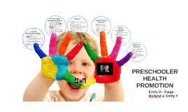 Copy of PRESCHOOLER HEALTH PROMOTION