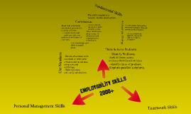 employability skills 2000 essay
