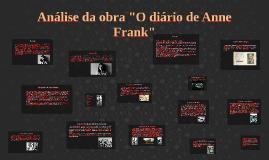 """Análise da obra """"O diário de Anne Frank"""""""