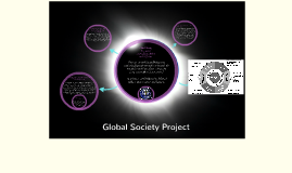 Global Society: Citizenship, Responsibility, and Cooperation