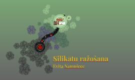 Silikātu ražošana