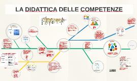 Copy of LA DIDATTICA DELLE COMPETENZE