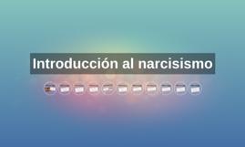 Introducción al Narcisismo