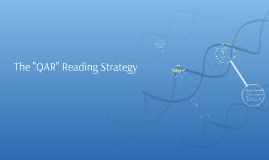 "The ""QAR"" Reading Strategy"