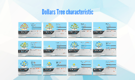 Dollars Tree characteristic