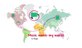 Music makes my world