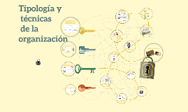 tiologia y tecnicas de la organizacion