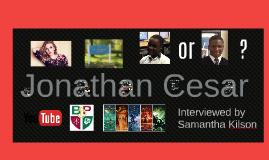 Jonathan Cesar