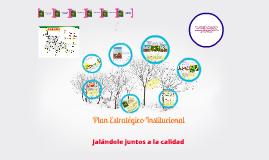Presentación Institución Educativa Pedro Vicente Abadía