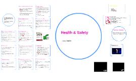 Health & Saftey Presentation MU2S18 Wk 6
