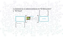 """La Soledad en el existencialismo de """"El Extranjero"""" y """"El Tu"""