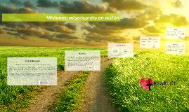 """Misiones 2014: """"La hospitalidad abre fronteras""""."""
