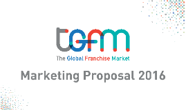 TGFM MARKETING Plan